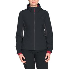 VAUDE Chiva II Softshell Jacket Women phantom black
